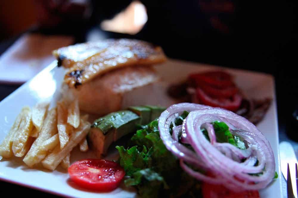 Comida y platos típicos de Perú