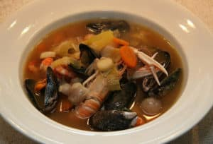 Sopa de Almería
