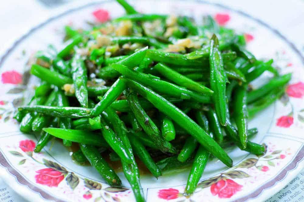 La judía verde: Propiedades y recetas