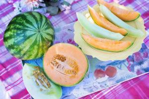 El melón: Propiedades y recetas