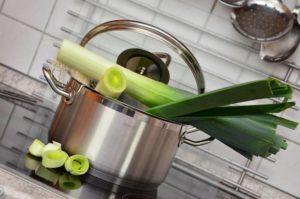 El puerro: Propiedades y recetas