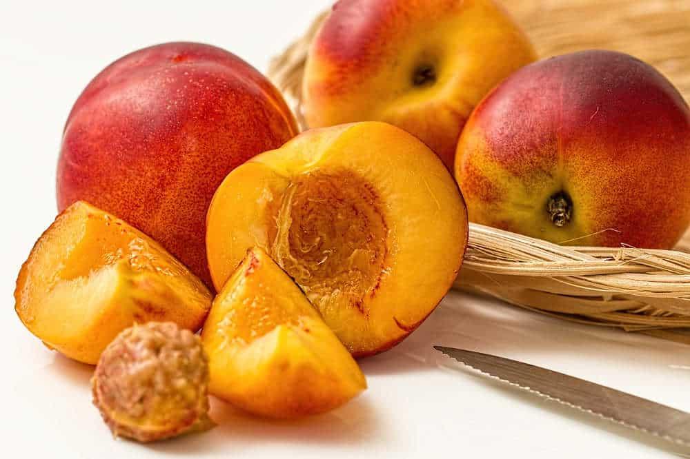 Frutas y verduras de temporada para agosto
