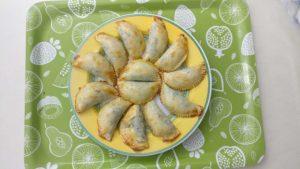Pastissets. Receta de Tarragona