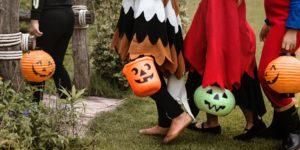 Truco para comer saludable en Halloween y breve Historia