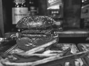 Alimentos negros: La moda del carbón activado