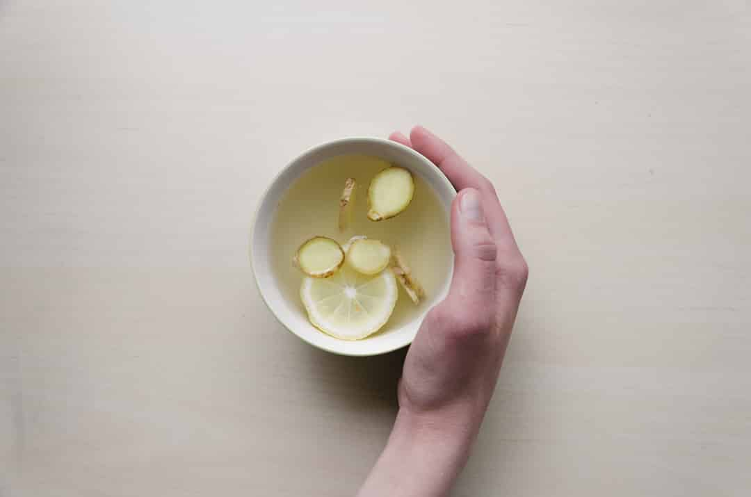 Descubre el Poder del te de Jengibre