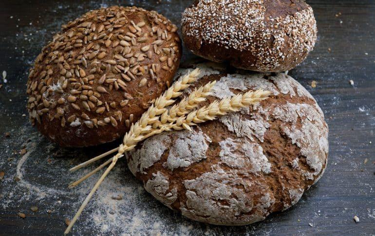 Descubre las alternativas saludables del pan tradicional
