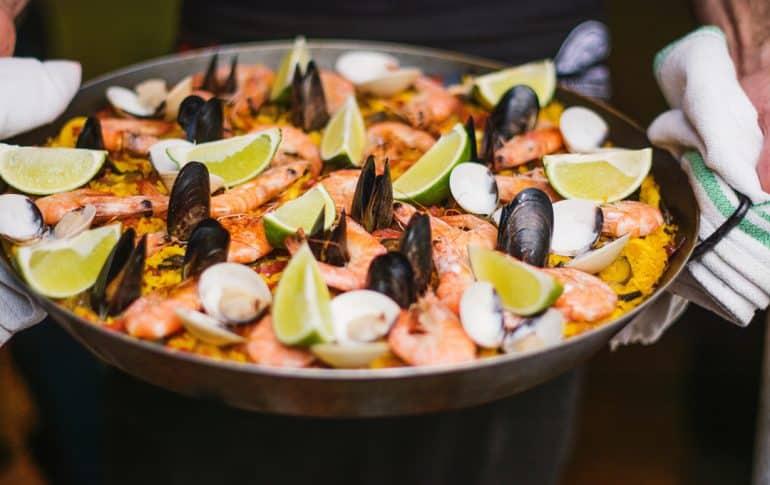 España: Cocina Abierta, la exposición gastronómica española de Google