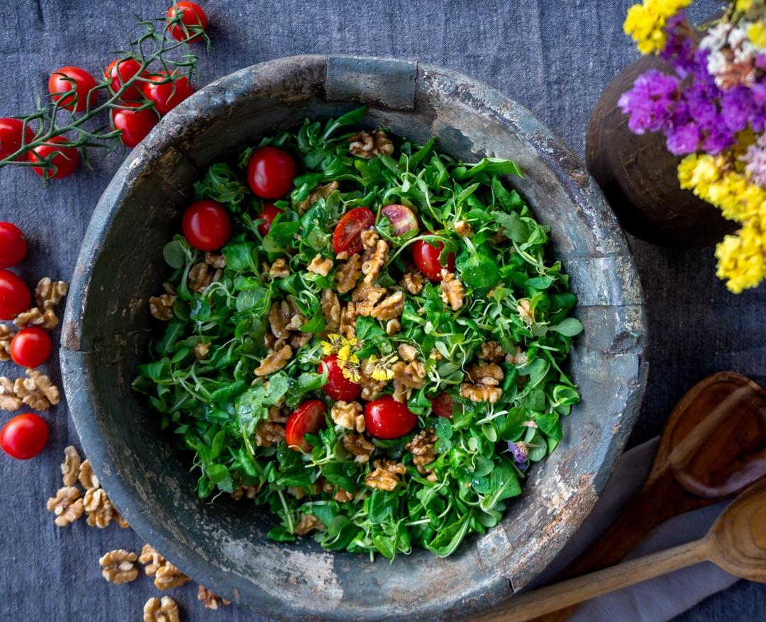 Nueces: Sus propiedades y cómo incorporarlas a tus platos