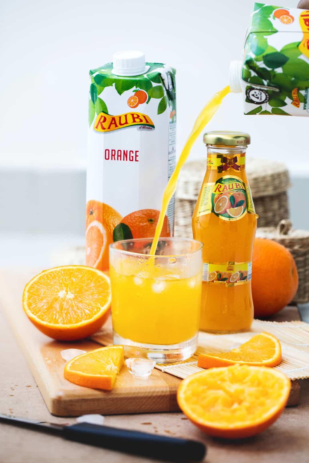 Zumo de Naranja: ¿Cuál es el mejor?