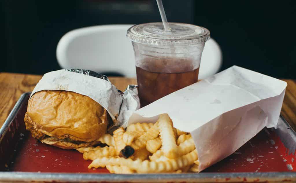 ¿De dónde vienen las calorías?