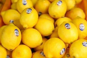 El limón: Sus beneficios y propiedades
