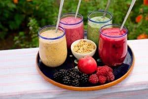Las 6 recetas de smoothies más refrescantes para el verano