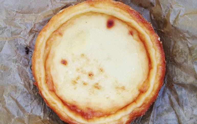 Tarta de queso Arzua-Ulloa