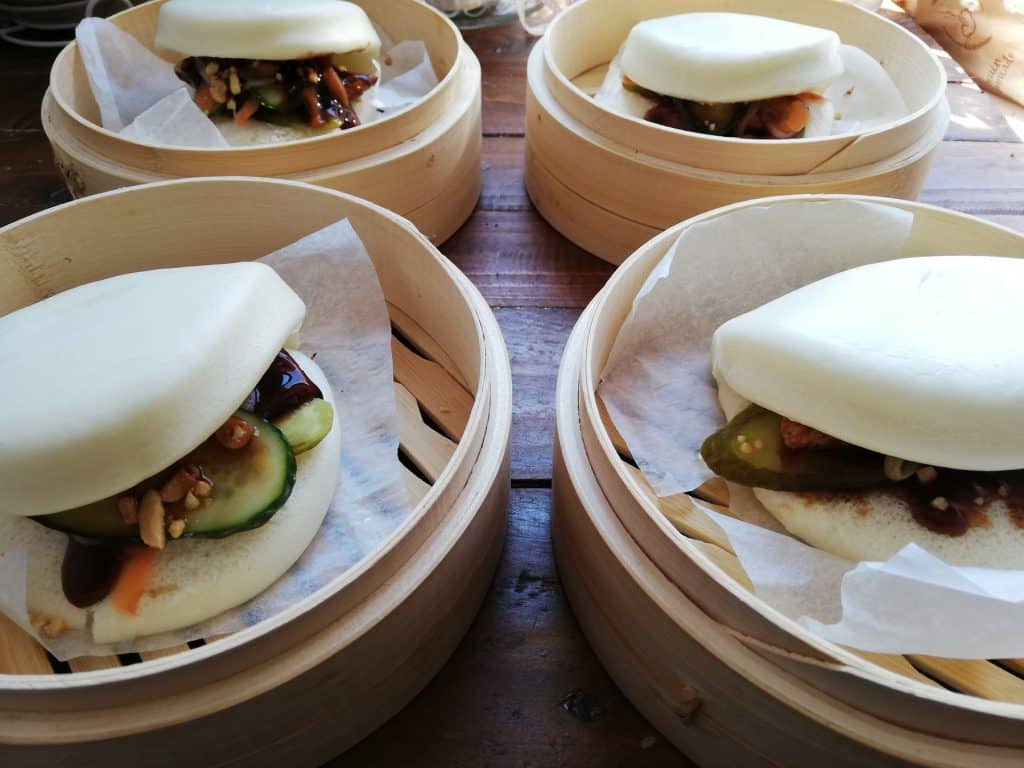 Bao de Pollo Hoisin