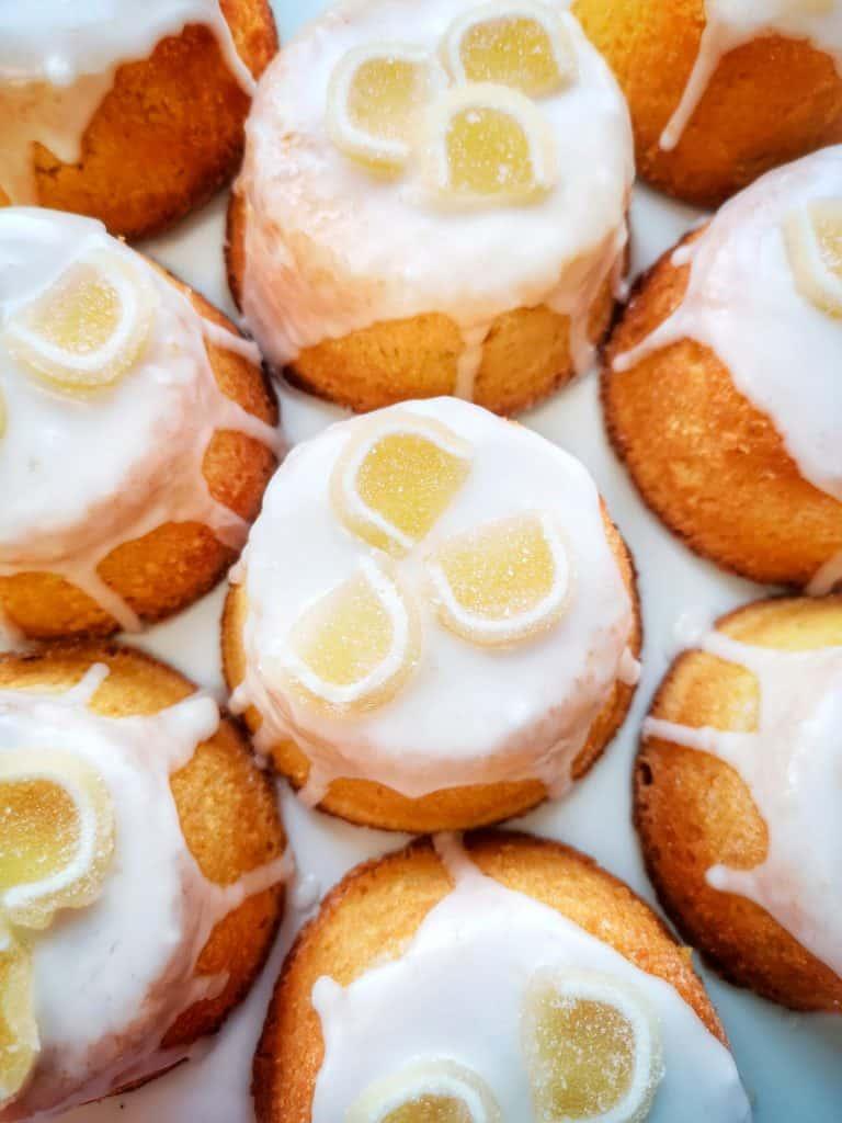 Delicias de Limón o Limoncitos