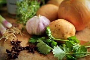 El Cilantro Sus propiedades y usos en la cocina