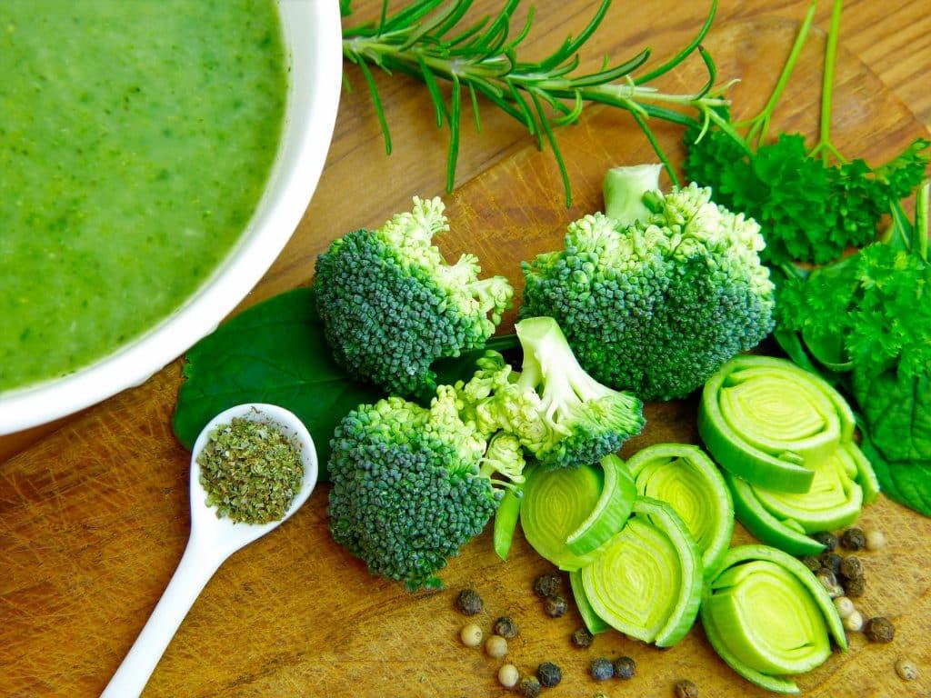 Las siete verduras mas saludables esenciales para este otono