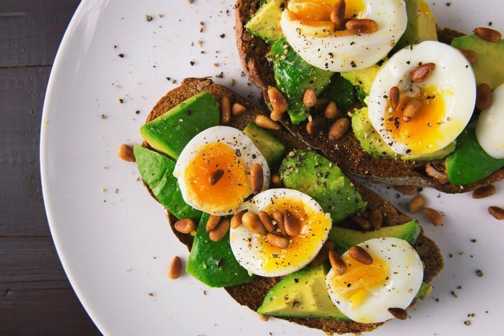 Los cinco ingredientes mas saludables para un desayuno completo
