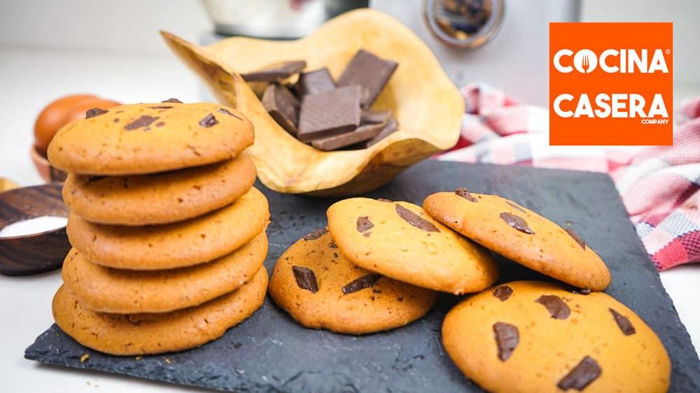 Cookies con Pepitas de Chocolate con Cooking Chef