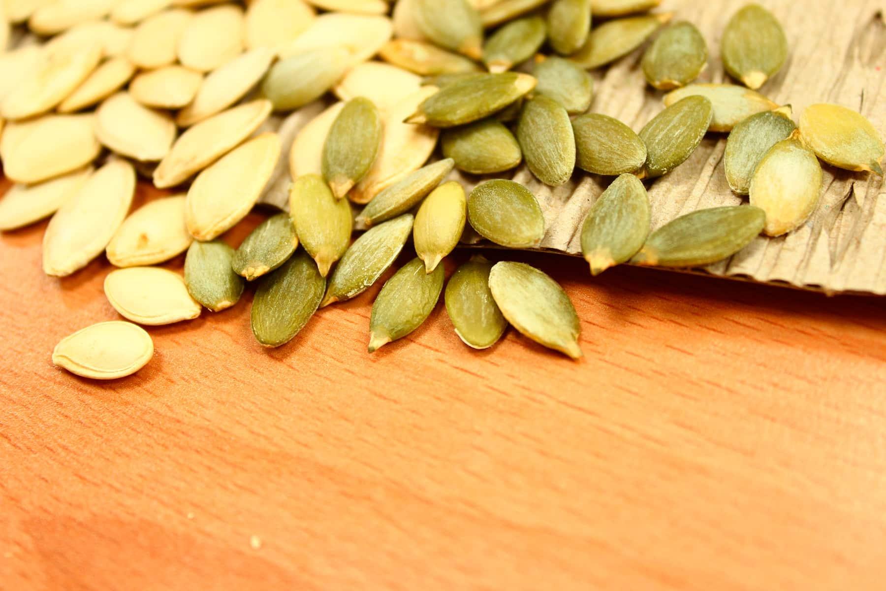 Las semillas de calabaza: Sus beneficios nutricionales y usos en la cocina