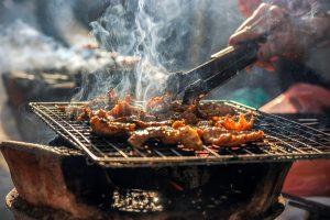Cinco ventajas o beneficios de cocinar tus alimentos a la parrilla