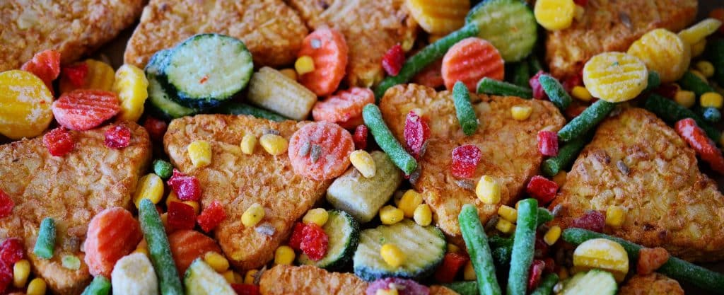 Descubre cuatro consejos para congelar tus verduras correctamente