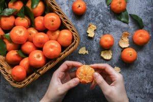 Cinco frutas de temporada de invierno y enero para mantenerte saludable