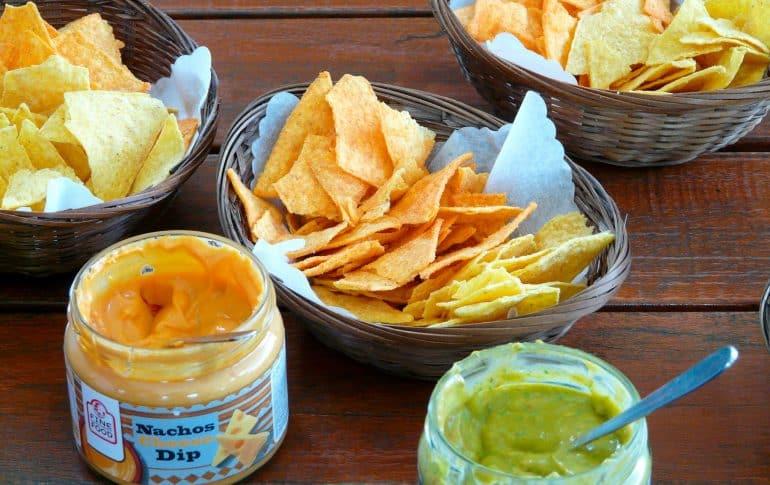 Cinco recetas e ideas saludables para dipear ¡Muy originales!