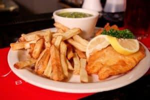 Comida tipica y recetas tradicionales de Inglaterra