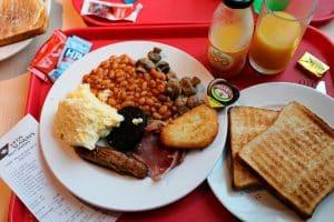 Comida típica y recetas tradicionales de Inglaterra
