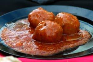 omida tipica y recetas tradicionales de Suecia