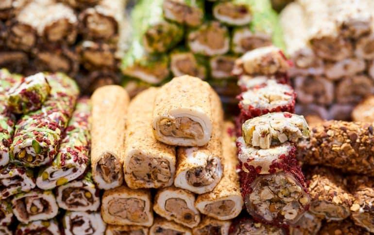Comida tradicional de Turquia Descubre sus seis mejores postres