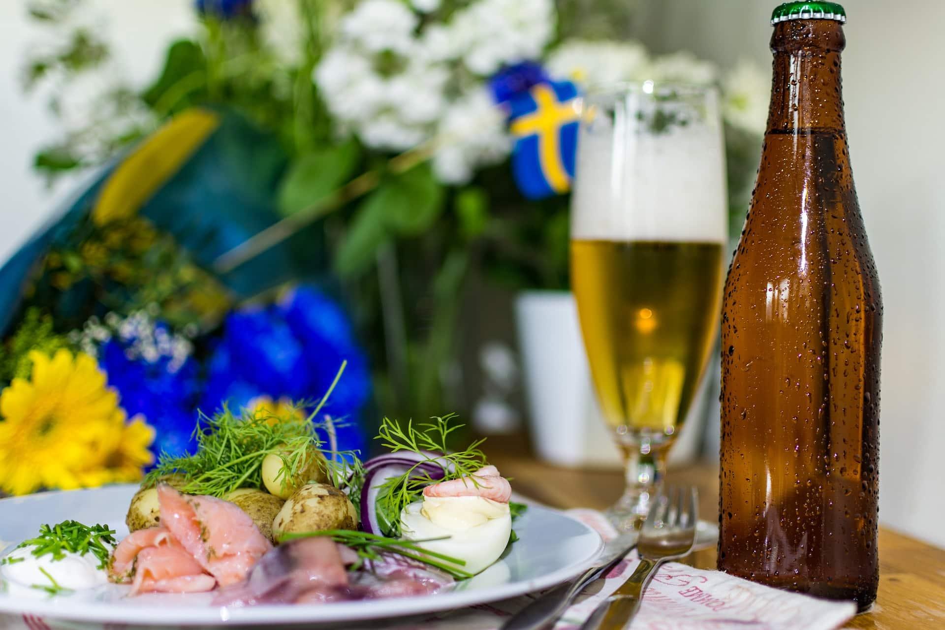 Comida típica y recetas tradicionales de Suecia
