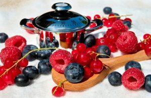 Frutos rojos cuando consumirlos y sus multilples beneficios
