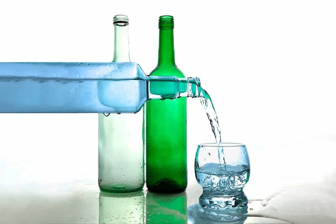 agua para saciar las ganas de comer
