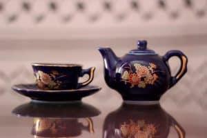 Descubre el té azul o té oolong y sus propiedades