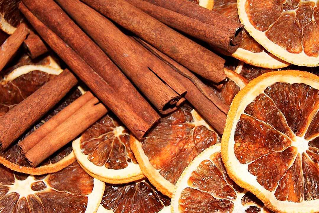 Corinth and orange sticks