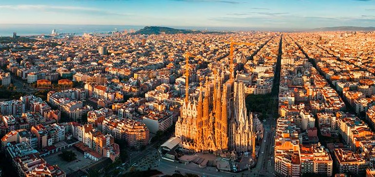 Descubre Barcelona, será un placer para todos los sentidos
