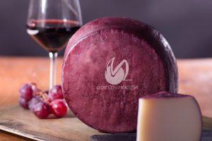 Queso de Murcia al vino