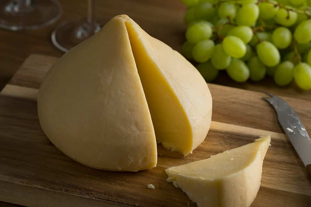 Tetilla, one of the Galician cheeses of origin