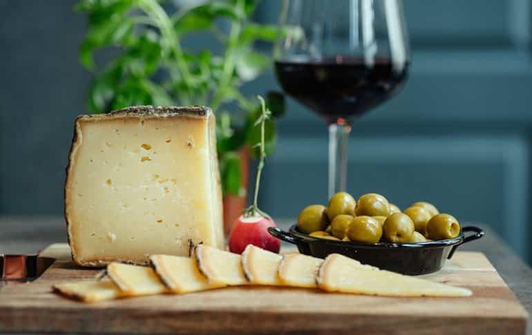 Los quesos Denominación de Origen de España