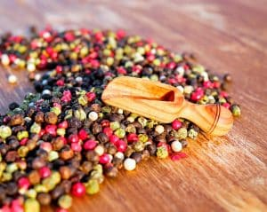 La pimienta, una de las especias más utilizadas