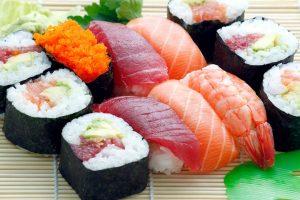 Tipos de Sushi y cómo reconocerlos