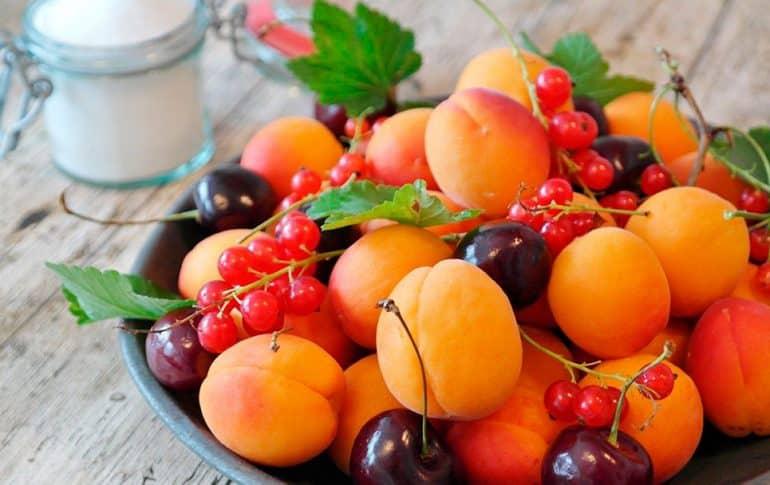 Las frutas y verduras de temporada en Mayo