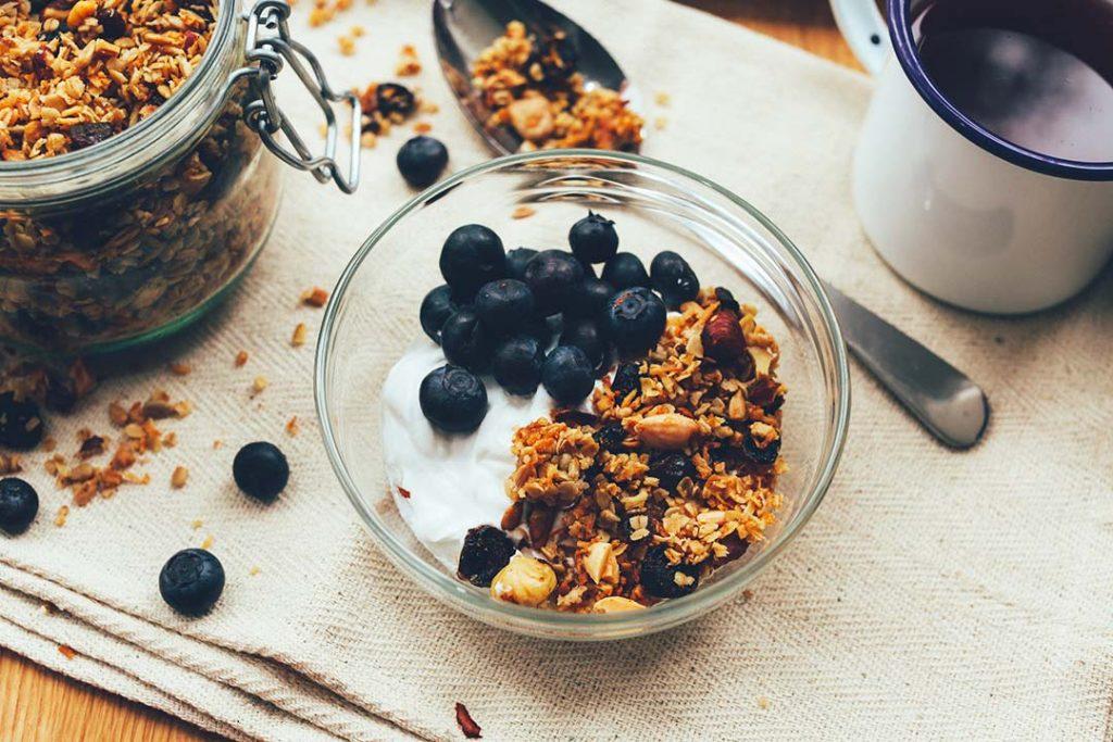 Cómo hacer Granola casera, sin azúcar