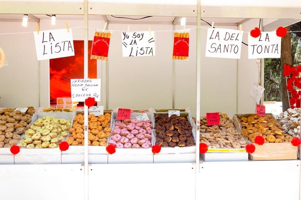 Gastronomía madrileña en la Feria de San Isidro