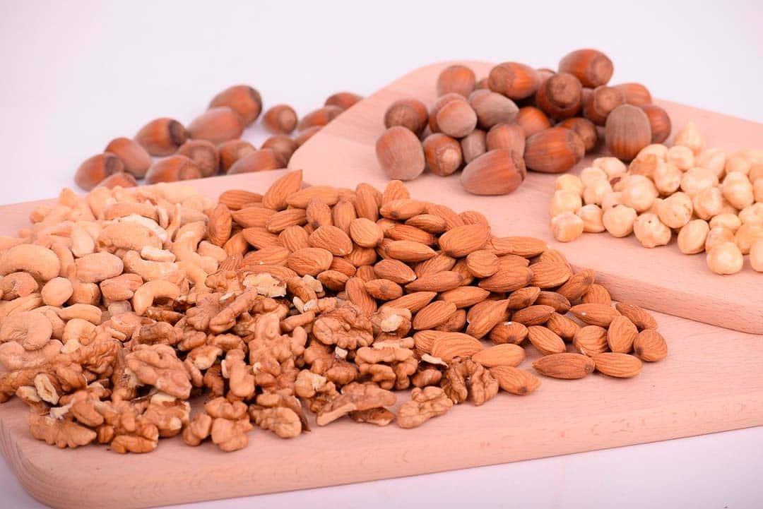 Frutos secos sin fecha de caducidad