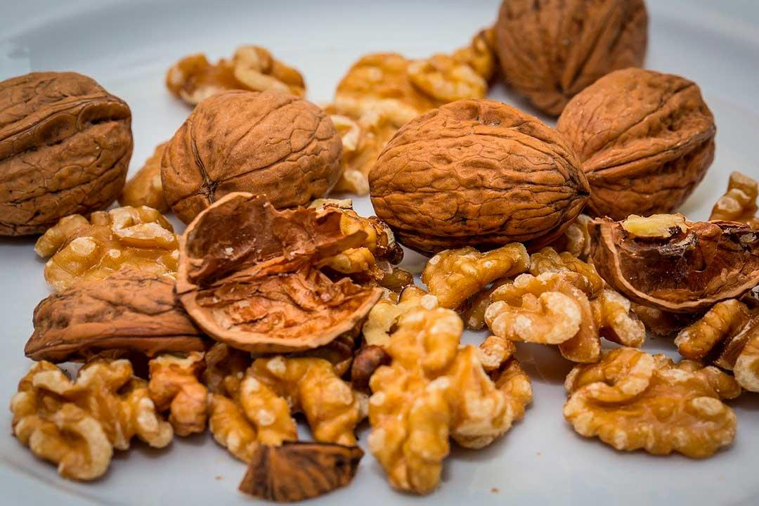 Nueces, uno de los frutos secos más saludables