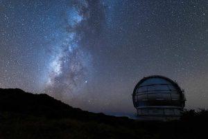 Gran telescopio en Canarias